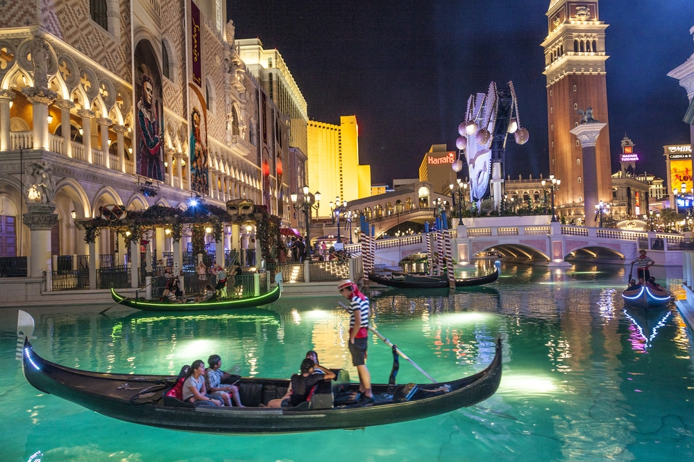 Las Vegas is open post covid